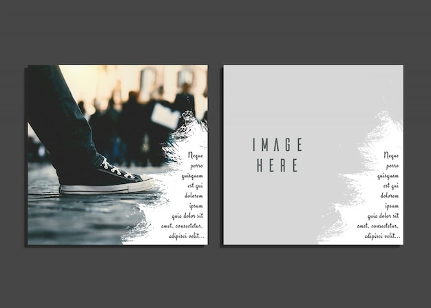 Fantastisch Kartenvorlage Für Photoshop Zeitgenössisch - Beispiel ...