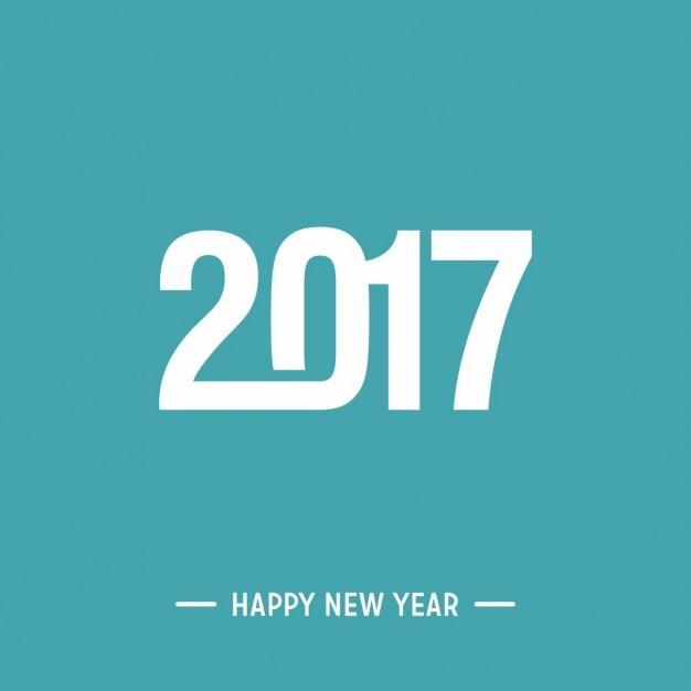 2017 conception créative nouvelle année heureuse pour flyers de cartes de voeux invitation vos affiches brochure bannières calendrier Vecteur gratuit