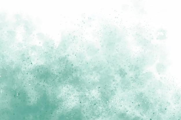 Abstrait aquarelle texturé éclaboussé Vecteur gratuit