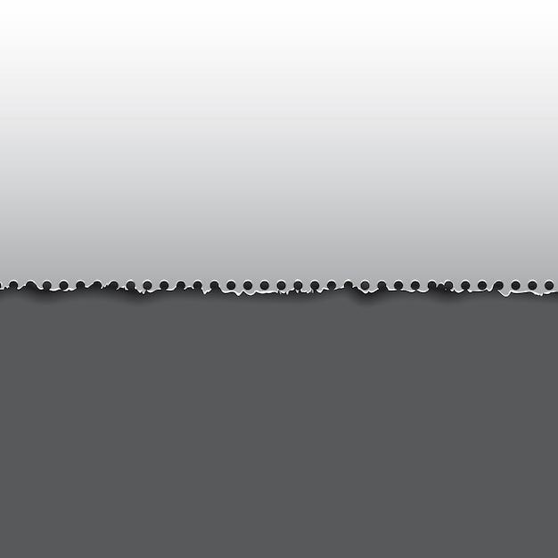 Abstrait Avec Une Conception De Papier Déchiré Vecteur gratuit