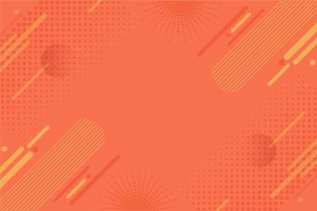 Abstrait Demi-teinte Vecteur gratuit