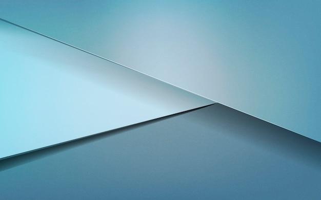 Abstrait design en bleu clair Vecteur gratuit