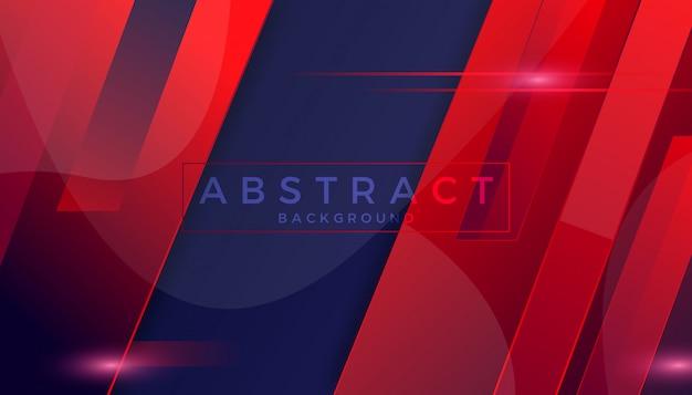 Abstrait design élégant Vecteur Premium