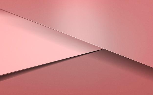 Abstrait design en rose Vecteur gratuit