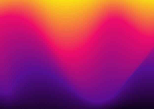 Abstrait flou Vecteur gratuit