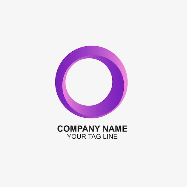 Abstrait logotype Vecteur gratuit
