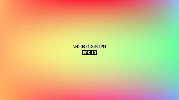 Abstrait de maille dégradé flou. c Vecteur Premium