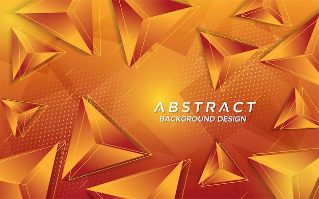 Abstrait moderne avec couche de chevauchement de style tech. Vecteur Premium