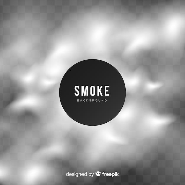 Abstrait moderne avec de la fumée Vecteur gratuit