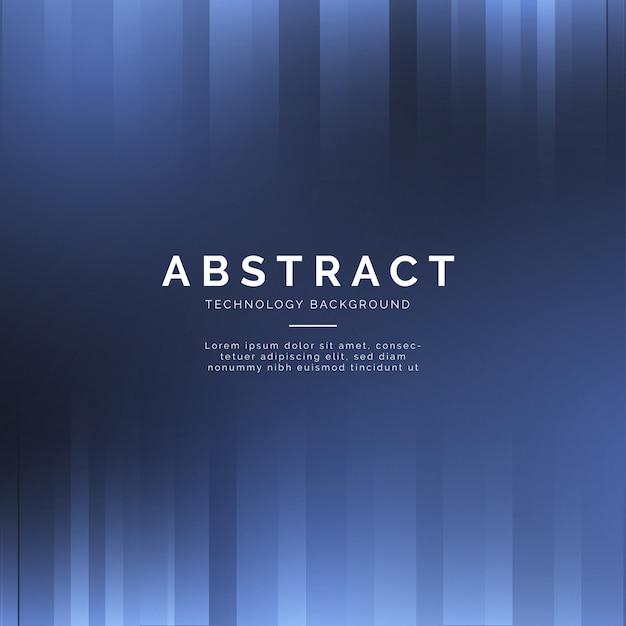 Abstrait moderne avec des lignes abstraites Vecteur gratuit