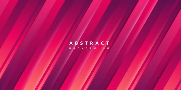Abstrait moderne texture dégradé rouge coloré Vecteur Premium