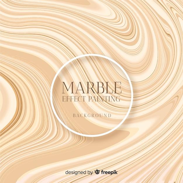 Abstrait moderne avec texture en marbre Vecteur gratuit