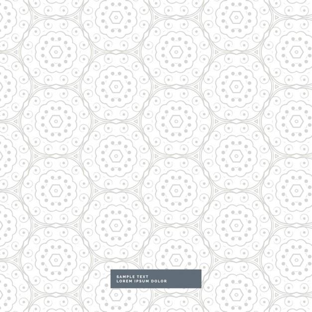 abstrait motif floral en arri u00e8re