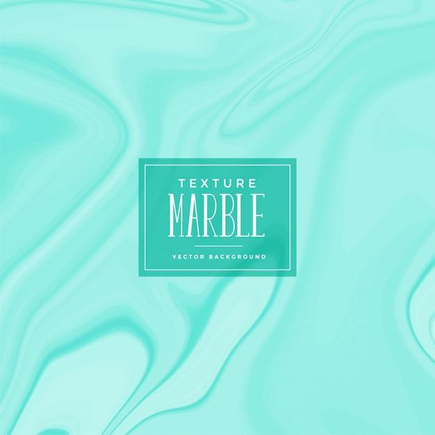 Abstrait texture marbre turquoise Vecteur gratuit
