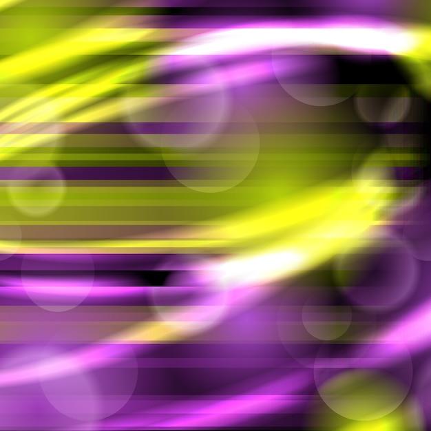 Abstrait De Vecteur Avec Lueur Et Lumières Et Modes Vecteur gratuit