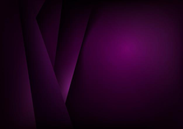 Abstrait violet Vecteur Premium
