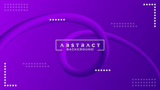 Abstrait Vecteur Premium