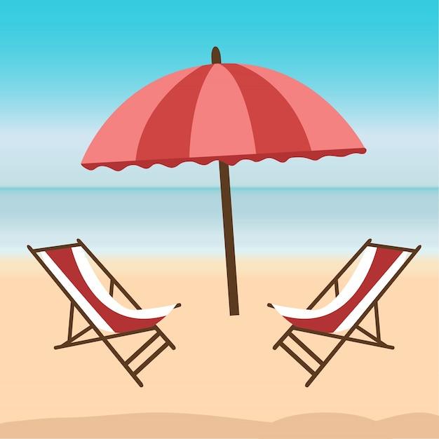 Affiche de l'heure d'été Vecteur gratuit