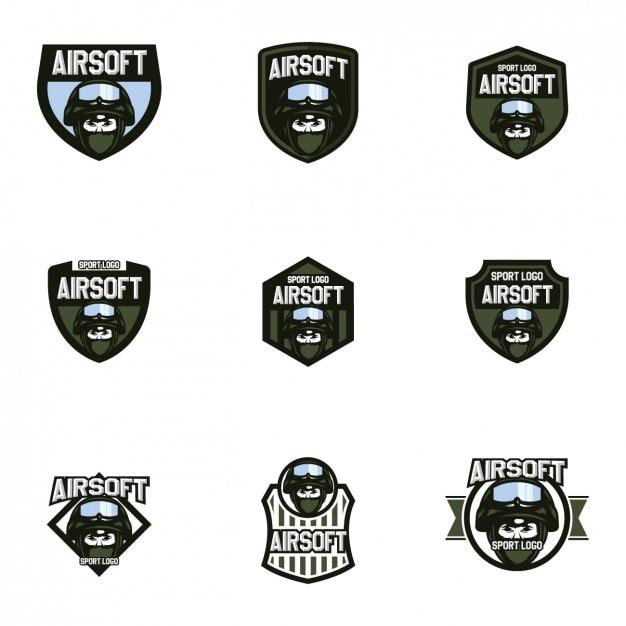 creer logo airsoft gratuit