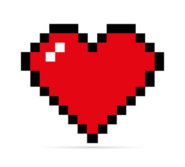 Amour et saint valentin Vecteur Premium