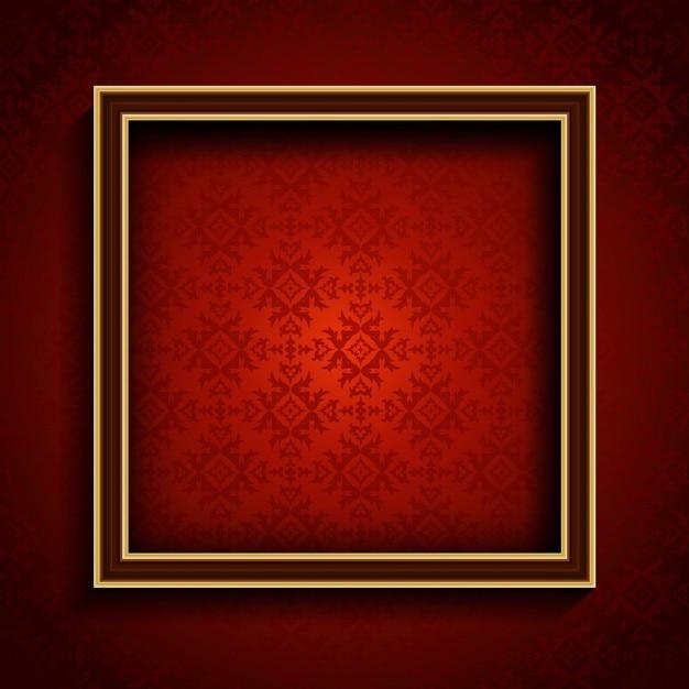 Ancien cadre de l 39 image sur un fond d 39 cran de style de for Cadre photo fond ecran