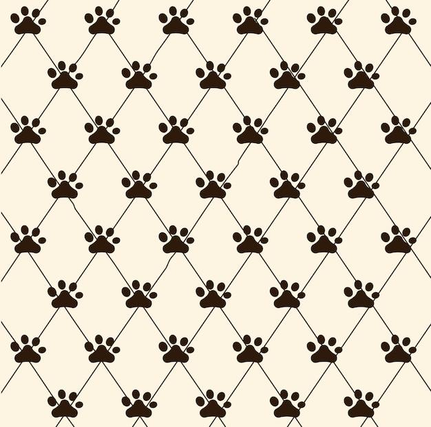 Animaux animalerie graphique Vecteur Premium