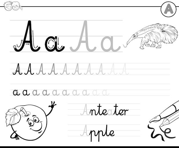 apprendre  u00e0  u00e9crire une lettre