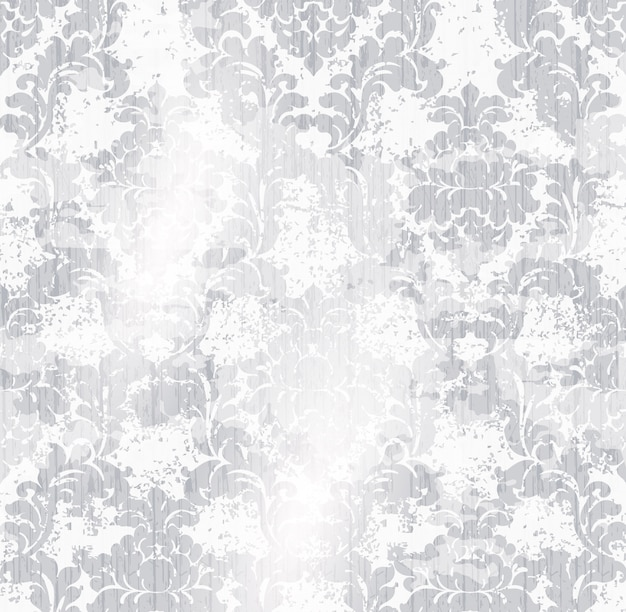 Aquarelle De Modèle D'ornement élégant Classique. Matériaux De Couleurs Délicates Vecteur Premium