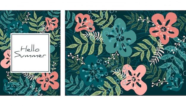 Arrière-plan Créatif. Pour Cahier, Bannière, Couverture, Papier Peint, Tissu. Vecteur Premium