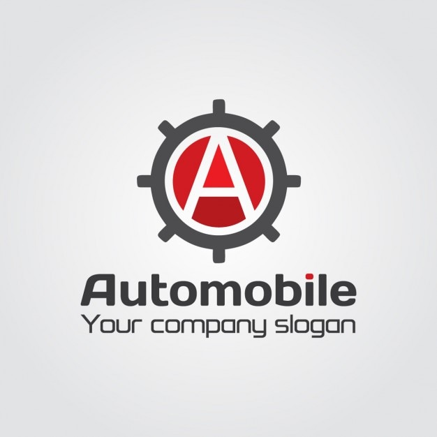 logo gratuit automobile