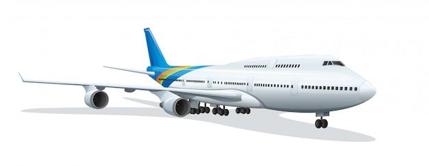 Un avion Vecteur gratuit
