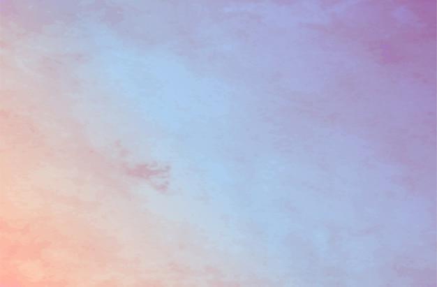 Backbound de couleur de l'eau de grunge Vecteur Premium