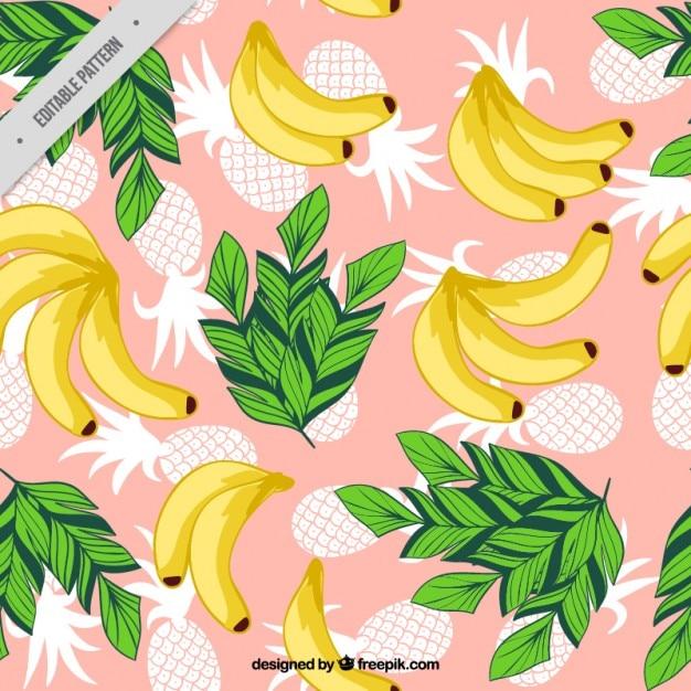 Сколько весит банан и его мякоть
