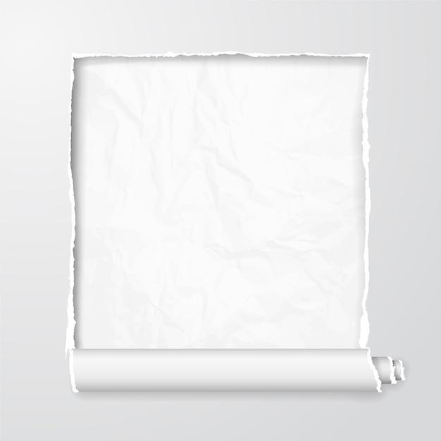 Bannière Fissurée Vecteur gratuit
