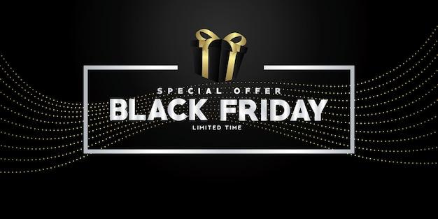 Bannière De Vente Vendredi Noir, Affiche De Vendredi Noir, Fond De Vendredi Noir Vecteur Premium