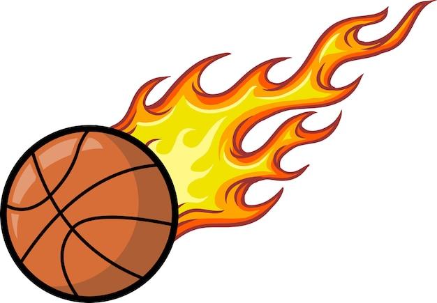 Basketball Vecteur Premium