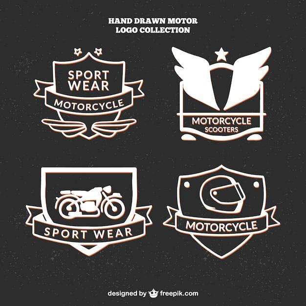 logo gratuit moto