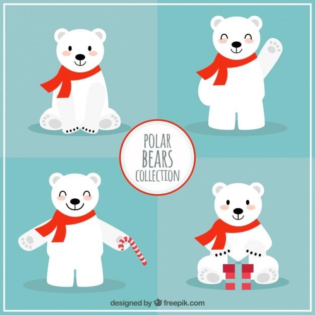 clipart gratuit ours polaire - photo #2