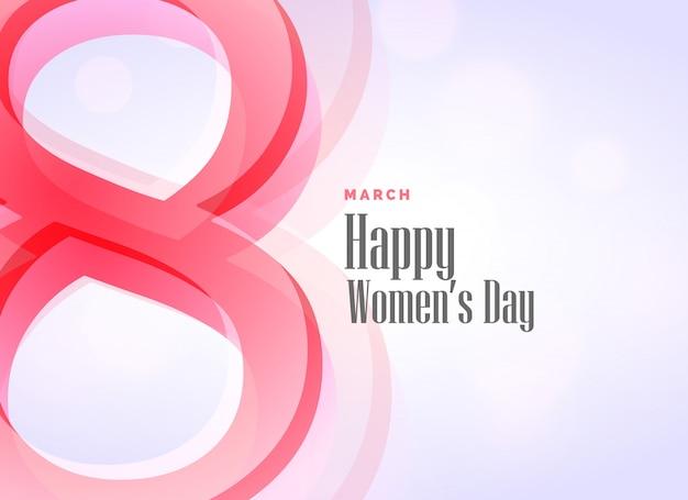 belles womans thème de la journée, conception, fond Vecteur gratuit