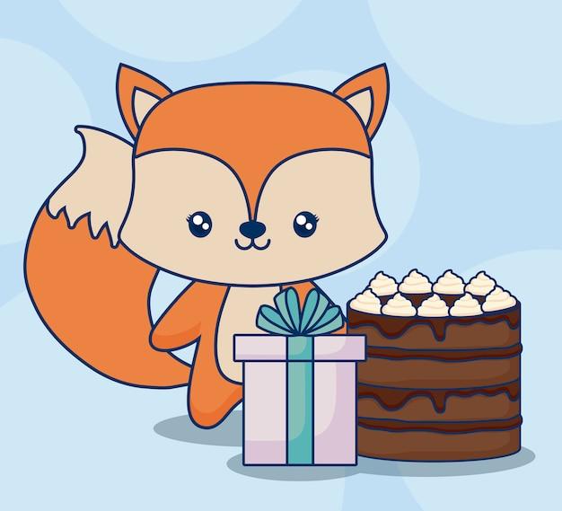 Bon anniversaire Vecteur gratuit