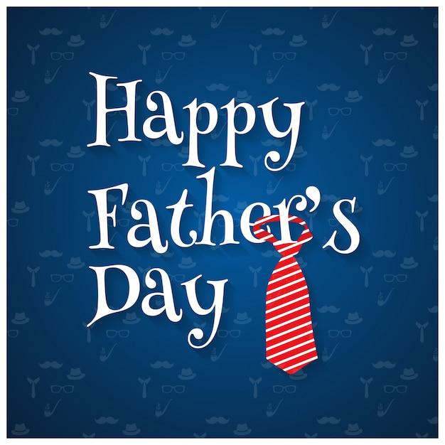396745a9df56 Bonne fête des pères, arrière-plan fond bleu   Télécharger des .