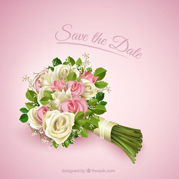 Bouquet désherbage Vecteur gratuit