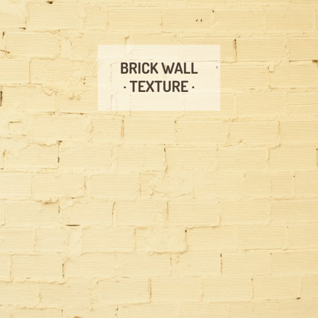 brique jaune texture du mur t l charger des vecteurs. Black Bedroom Furniture Sets. Home Design Ideas