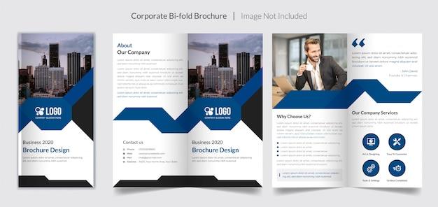 Brochure D'entreprise Vecteur Premium