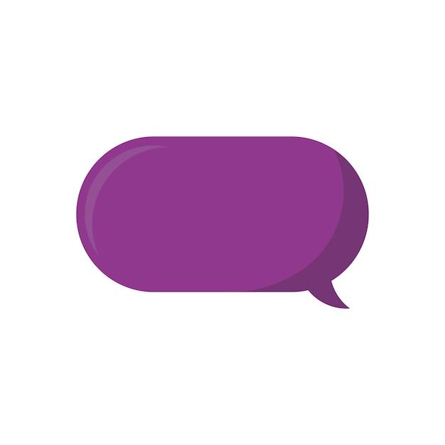 Bulle De Chat Vecteur gratuit