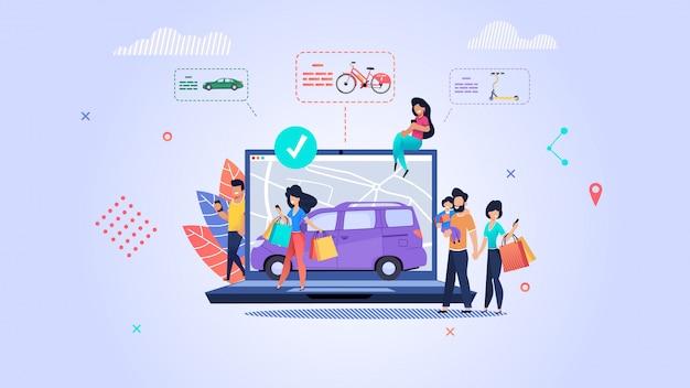 Business internet communication. promotion des médias. Vecteur Premium