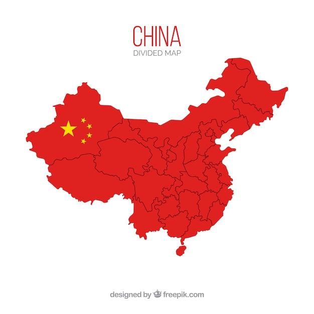 Carte Chine Frontiere.Carte De La Chine Avec Des Frontieres Telecharger Des