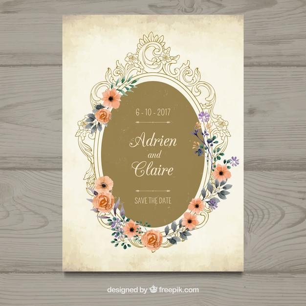 téléchargement gratuit téléchargement de cartes de mariage indien vector art