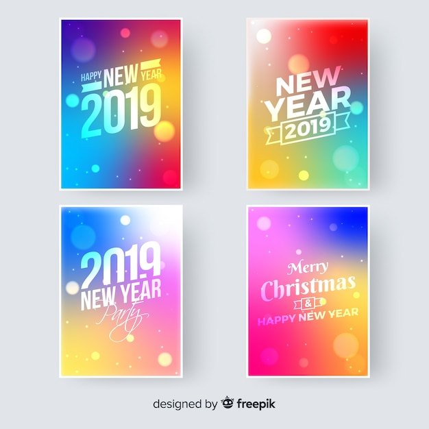 Carte de voeux 2019 telechargeable gratuit