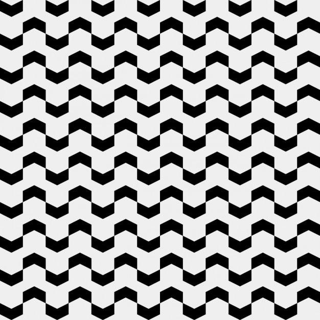 Chevron pattern Vecteur gratuit